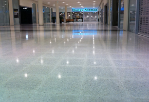 Strata, Commerical & Industrial floor polishing