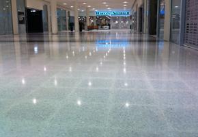 Strata, Commerical & Industrial floor polishing